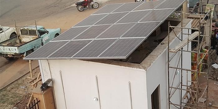 ATM Solar